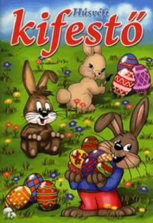 Szánóczky Judit - Húsvéti kifestő