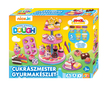 - MaxxCreation Nick Jr Cukrászmester Gyurmakészlet
