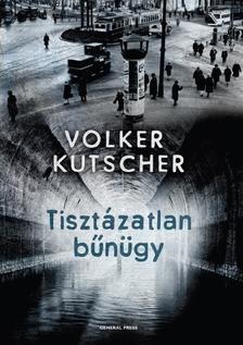Volker Kutscher - Tisztázatlan bűnügy #