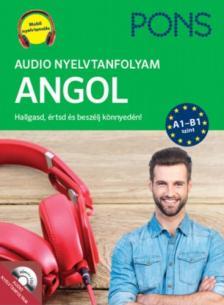 - PONS Audio nyelvtanfolyam - Angol