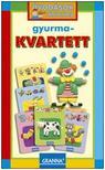Granna társasjáték - Gyurma-KVARTETT