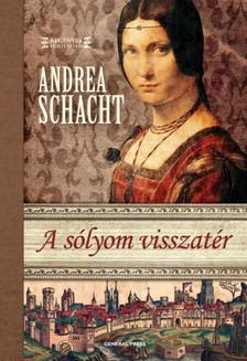 Andrea Schacht - A sólyom visszatér [eKönyv: epub, mobi]