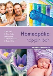 Dr.Buki Mária-Dr.Dérer Cecília-Havasi Lászlóné-Dr.Németh Zsuzsanna-Dr.Zarándi Ildikó - Homeopátia napjainkban 5.átdolgozott kiadás