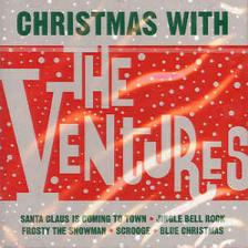 - CHRISTMAS WITH THE VENTURES CD