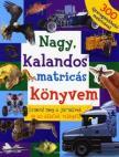 - Nagy, kalandos matricás könyvem