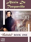 Alexis De Tocqueville, Henry Reeve, Murat Ukray - Democracy in America - Book One [eKönyv: epub,  mobi]
