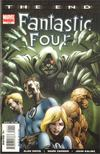 DAVIS, ALAN - Fantastic Four: The End No. 1 [antikvár]