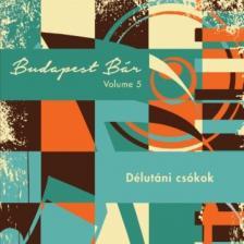 Budapest Bár - DÉLUTÁNI CSÓKOK - CD -