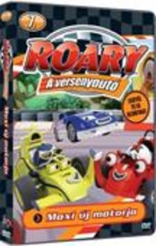 - Roary a versenyautó 7. - Maxi új motorja