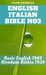 Giovanni Luzzi, Joern Andre Halseth, Samuel Henry Hooke, TruthBeTold Ministry - English Italian Bible No3 [eKönyv: epub,  mobi]