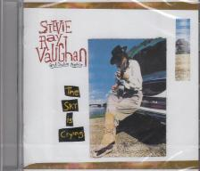 STEVIE RAY VAUGHAN - THE SKY IS CRYING CD