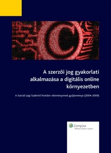 - A szerzői jog gyakorlati alkalmazása digitális online környezetben [eKönyv: epub, mobi]