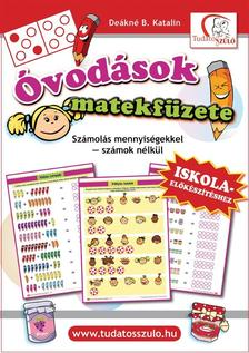 DEÁKNÉ B.KATALIN - Óvodások matekfüzete