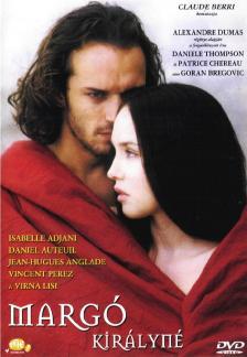 - MARGÓ KIRÁLYNÉ - DVD -