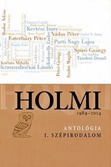 RÉZ PÁL SZERK. - HOLMI-ANTOLÓGIA