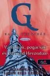 CLARE, CASSANDRA -BRENNAN,  SARAH REES - BANE KRÓNIKÁK 3. VÁMPÍROK, POGÁCSÁK ÉS EDMUND HERONDALE - KEMÉNY BORÍTÓS<!--span style='font-size:10px;'>(G)</span-->