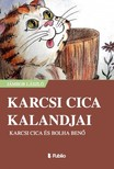 Jámbor László - Karcsi cica kalandjai - Karcsi cica és Bolha Benő [eKönyv: epub, mobi]