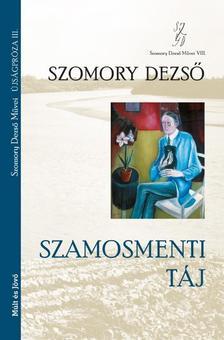 SZOMORY DEZSŐ - Szamosmenti táj