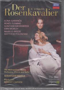 R.STRAUSS - DER ROSENKAVALIER DVD