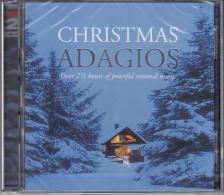 SCHUBERT,BACH,BERLIOZ,GABRIELI - CHRISTMAS ADAGIOS 2CD