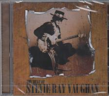 STEVIE RAY VAUGHAN - THE BEST OF STEVIE RAY VAUGHAN CD