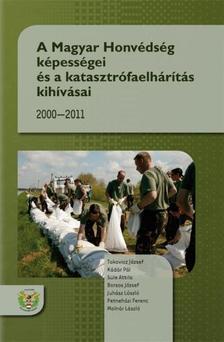 . - A Magyar Honvédség képességei és a katasztrófaelhárítás kihívásai, 2000-2011