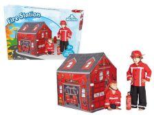 - Tűzoltóállomás játszósátor