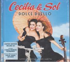 ALBINONI, VIVALDI, HANDEL... - DOLCE DUELLO CD CECILIA & SOL