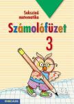 MS-1733 SOKSZÍNŰ MATEMATIKA SZÁMOLÓFÜZET 3.O.
