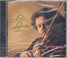 - IN GYPSY STYLE CD ROBY LAKATOS