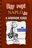 Jeff Kinney - Egy ropi naplója 7. A harmadik kerék - kemény borítós<!--span style='font-size:10px;'>(G)</span-->