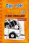 Jeff Kinney - Egy ropi naplója 9. A nagy kiruccanás - kemény borítós<!--span style='font-size:10px;'>(G)</span-->