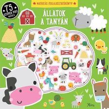 - Állatok a tanyán - matricás foglalkoztatókönyv