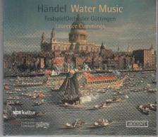Handel - WATER MUSIC,CD