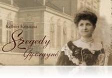 Kelbert Krisztina - Szegedy Györgyné - Arcképcsarnok