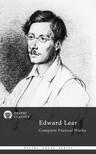 Lear, Edward - Delphi Complete Poetical Works of Edward Lear (Illustrated) [eKönyv: epub,  mobi]