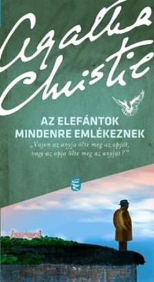 Agatha Christie - Az elefántok mindenre emlékeznek