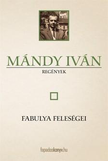 Mándy Iván - Fabulya feleségei [eKönyv: epub, mobi]