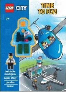 - LEGO CITY - Felszállás / ajándék minifigurával