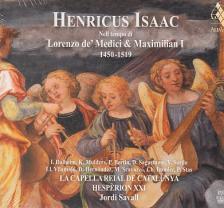 - HENRICUS ISAAC,SACD