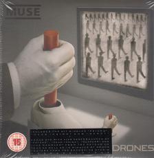 - DRONES CD+DVD