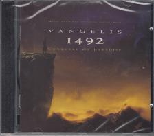 VANGELIS - 1492 CONQUEST OF PARADISE CD
