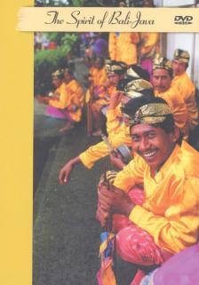 SPIRIT OF BALI - JAVA  DVD