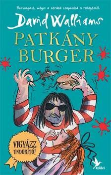 David Walliams - Patkányburger