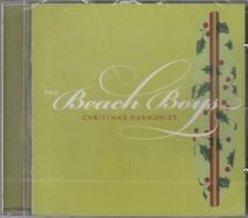 CHRISTMAS HARMONIES CD THE BEACH BOYS