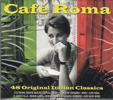 - CAFÉ ROMA 2CD