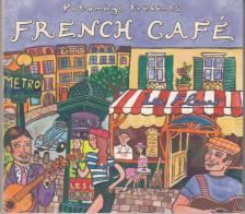 - FRENCH CAFE CD