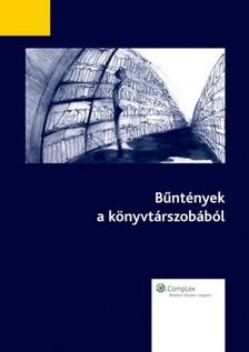 KISS ANNA - Bűntények a könyvtárszobából [eKönyv: epub, mobi]