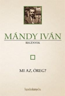 Mándy Iván - Mi az, öreg [eKönyv: epub, mobi]