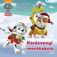 - Mancs Őrjárat - Karácsonyi mentőakció